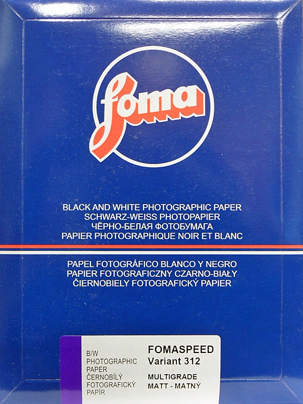 FOMASPEED 312 VARIANT 13x18/25 ks