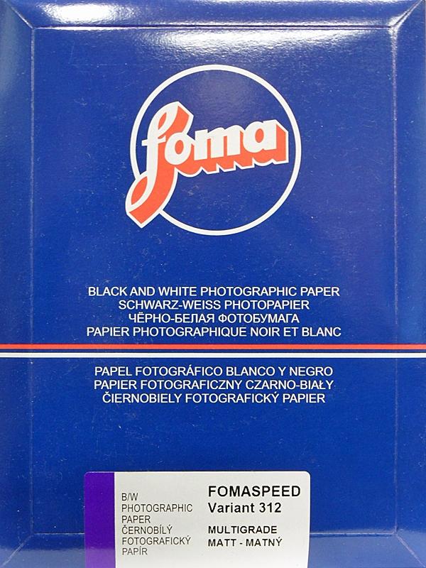 FOMASPEED 312 VARIANT 13x18/100 ks