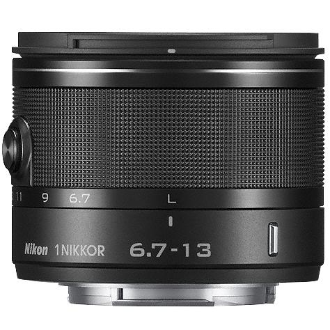 NIKON 1 6,7-13 mm f/3,5-5,6 VR černý