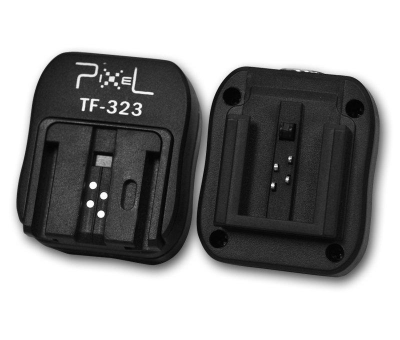 PIXEL TF-323 patice blesku s PC výstupem pro Sony Alpha