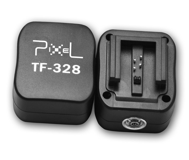 PIXEL TF-328 patice blesku s PC výstupem pro Sony A (starší patice)