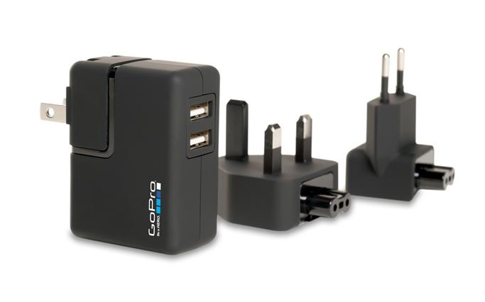 GOPRO Wall Charger - síťový adaptér