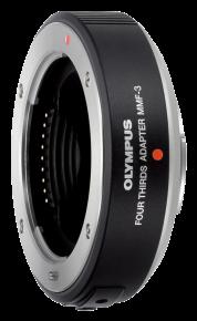 OLYMPUS MMF-3 adaptér ze 4/3 na Micro