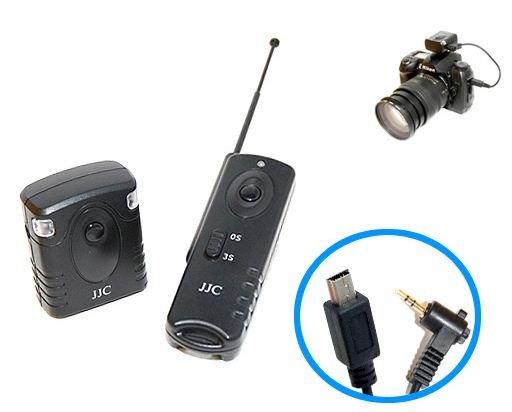 JJC spoušť rádiová JM-K (RR-80) pro Fujifilm S9600, HS30EXR, X-E1/S1
