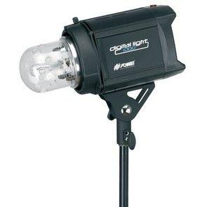 FOMEI Digital Light 1000 halogen - trvalé světlo
