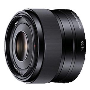 SONY 35 mm f/1,8 pro bajonet E