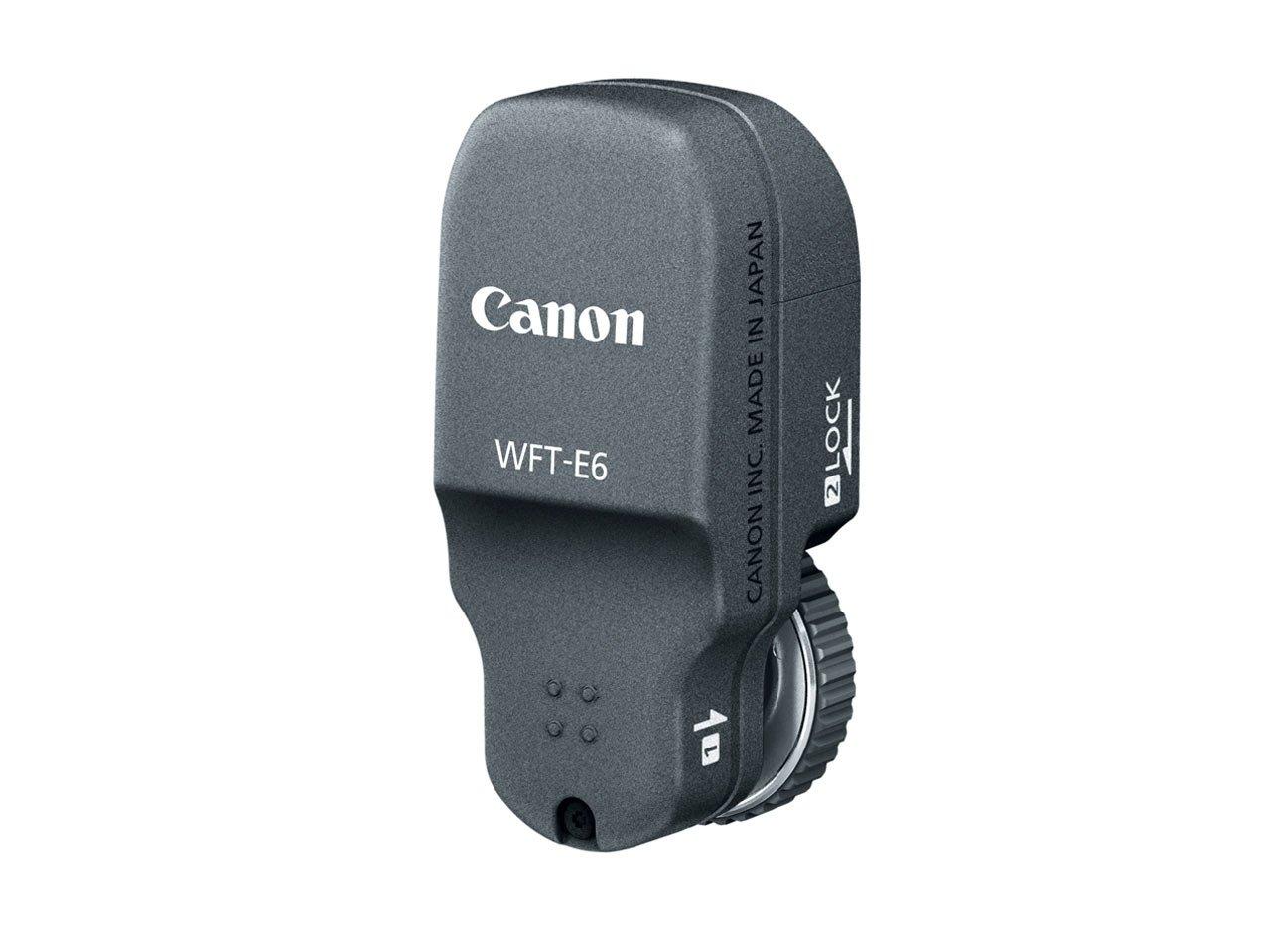 CANON WFT-E6B bezdrátový přenos souborů EOS C300