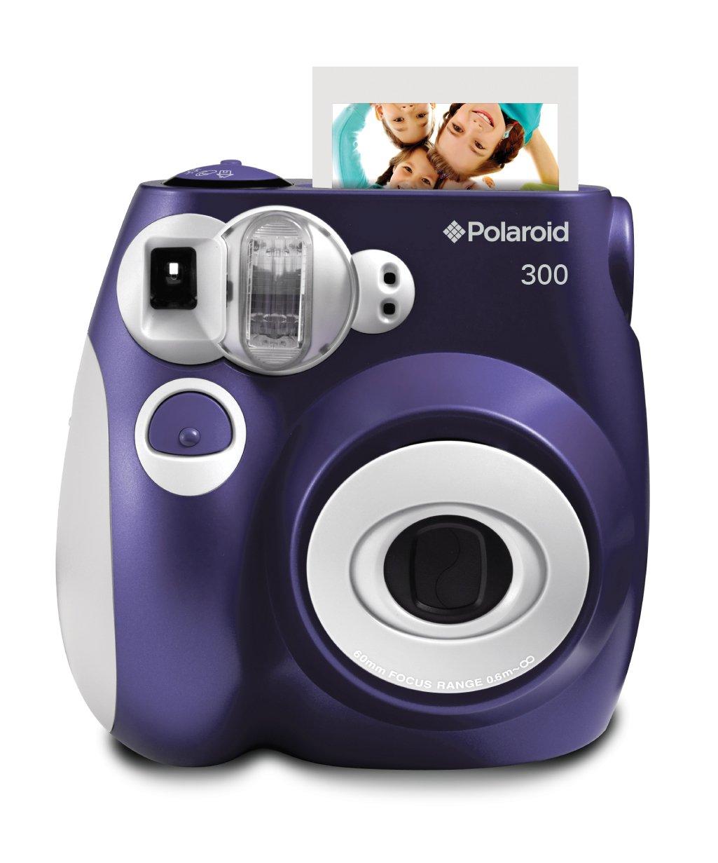 POLAROID Pic-300 fialový
