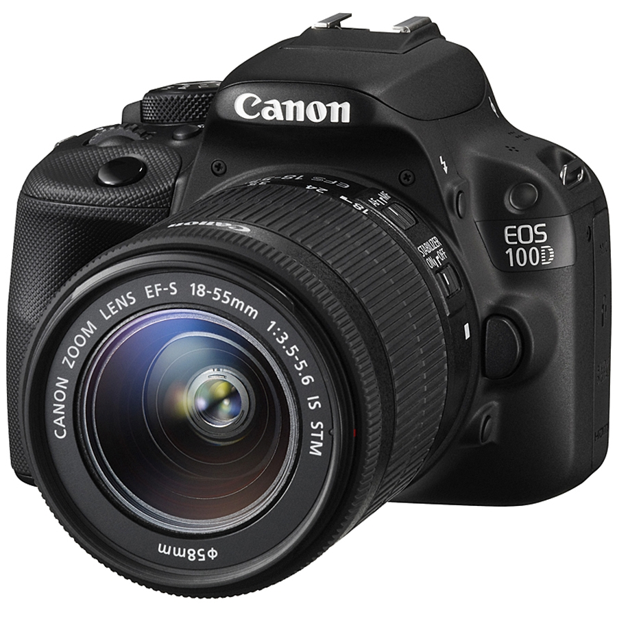 CANON EOS 100D + EF-S 18-55 IS STM + SDHC 16GB