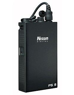 NISSIN PowerPack PS8 - zdroj pro 2 blesky Nissin Di866/MG8000, Canon 600 EX
