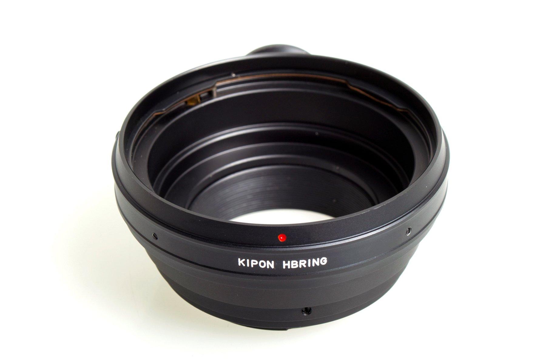 B.I.G. adaptér objektivu Hasselblad V na tělo Canon EF