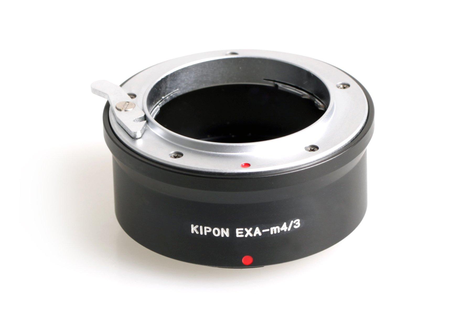 KIPON adaptér objektivu Exakta na tělo Olympus/Panasonic MFT