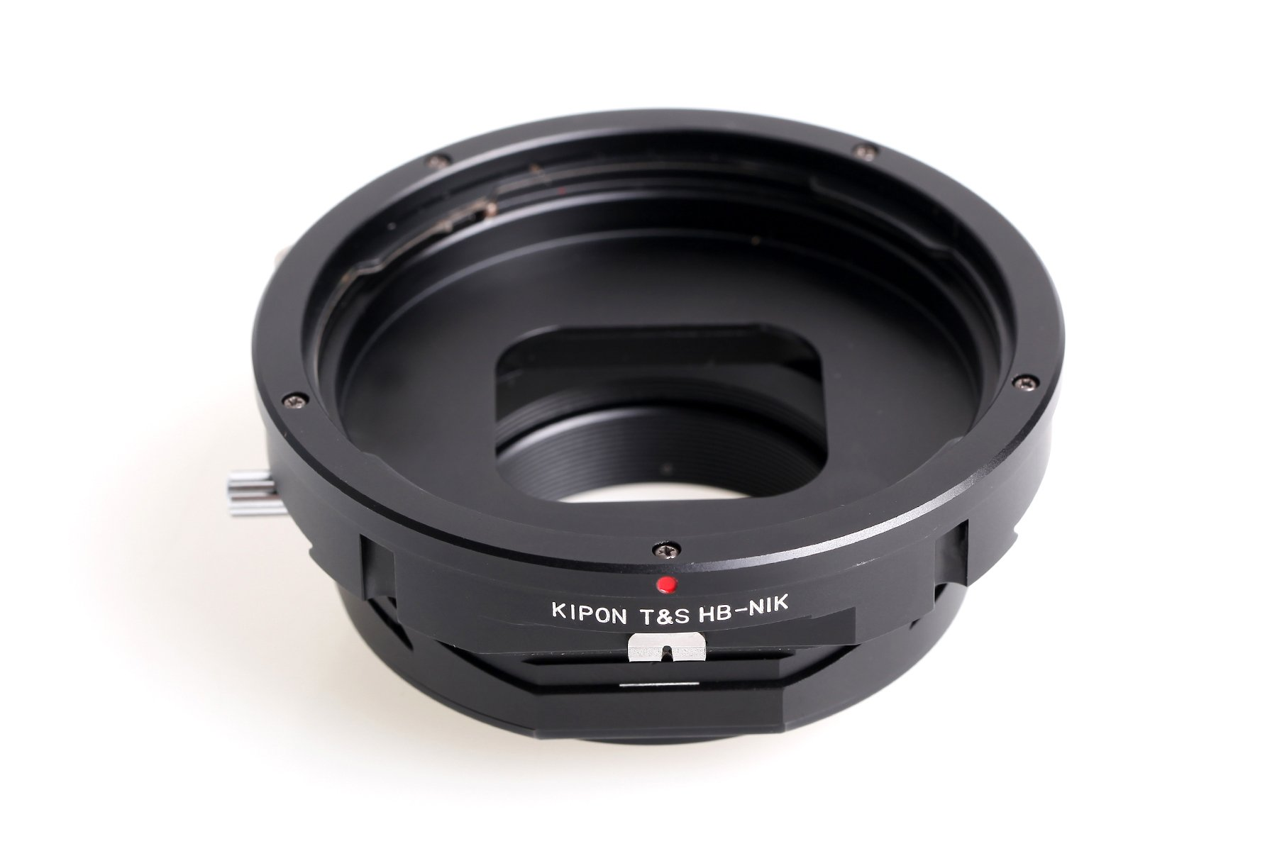 KIPON tilt&shift adaptér objektivu Hasselblad V na tělo Nikon
