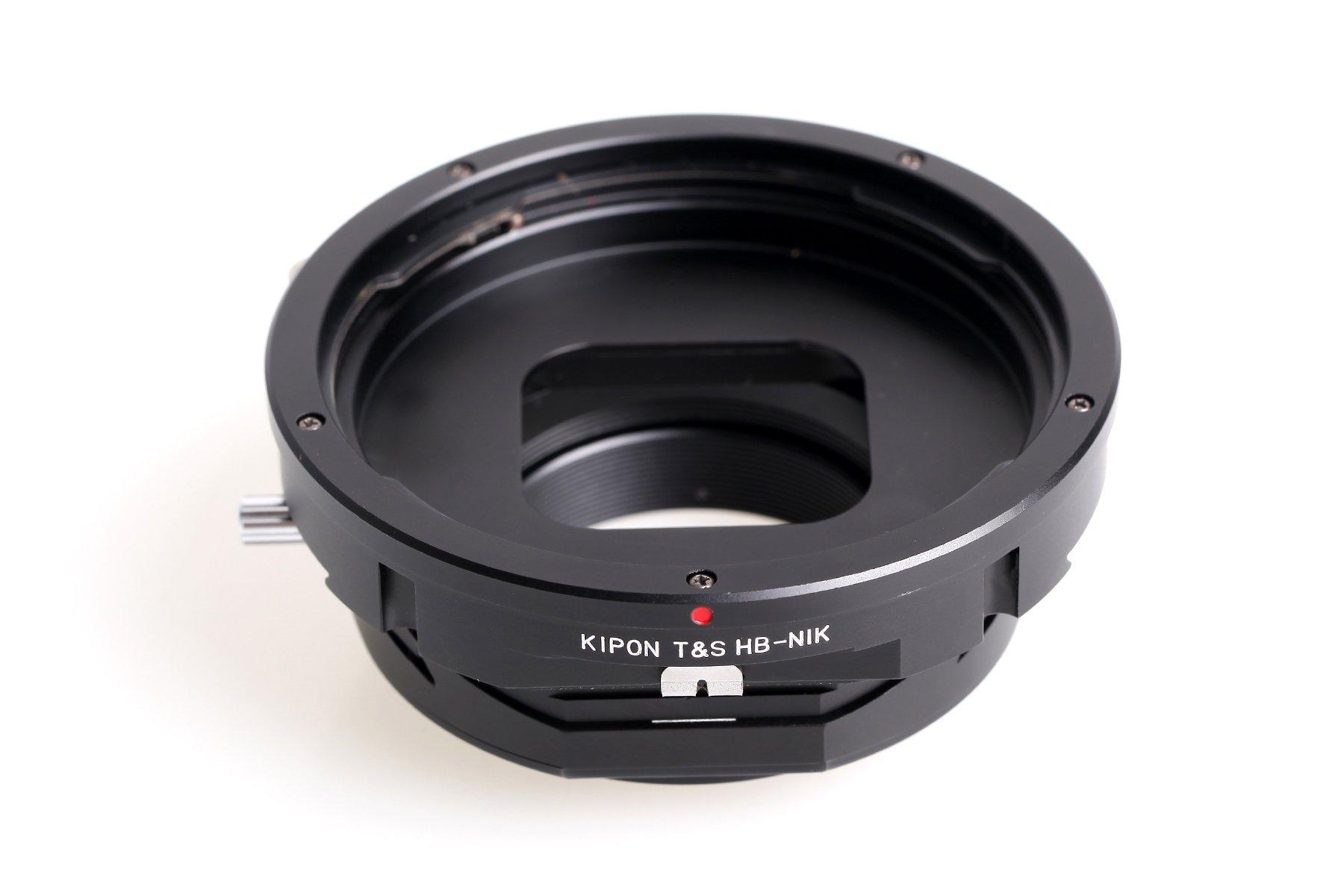 KIPON tilt&shift adaptér objektivu Hasselblad V na tělo Sony A
