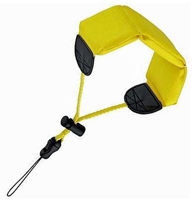 NIKON Plovoucí popruh žlutý