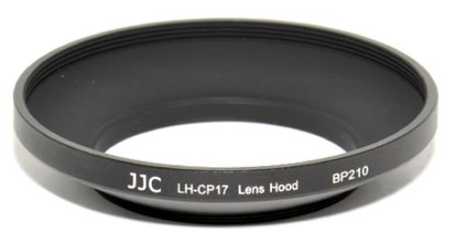 JJC Sluneční clona HN-CP17 pro Nikon Coolpix 7700/7800