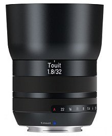 ZEISS Touit 32 mm f/1,8 Planar T* pro Sony E (APS-C)