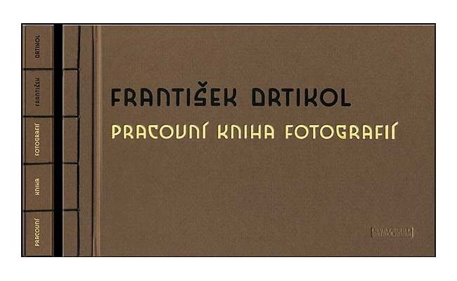 František Drtikol - PRACOVNÍ KNIHA FOTOGRAFIÍ / tisk č. E.A. /