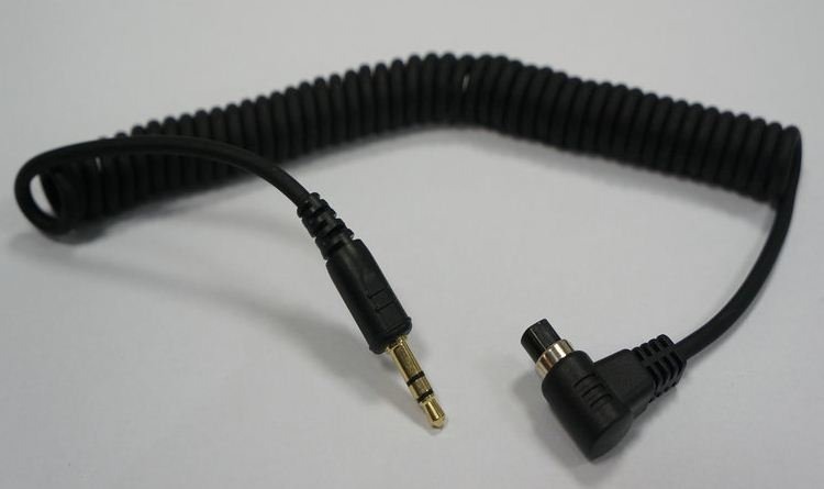 PIXEL/PHOTTIX kabel pro Canon N3 jack 3,5 mm