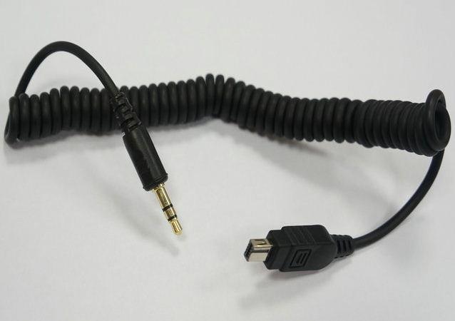 PIXEL kabel pro Nikon DC2 jack 3,5 mm