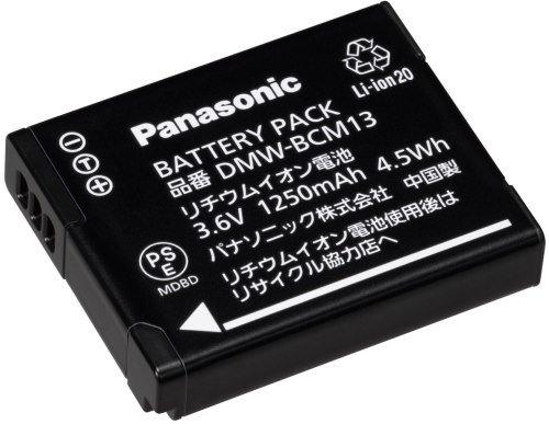 PANASONIC DMW-BCM13 akumulátor TZ70/TZ60/TZ55/TZ40/FT5