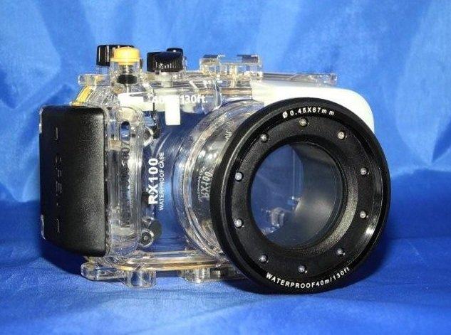 MEIKON podvodní pouzdro pro Sony RX100