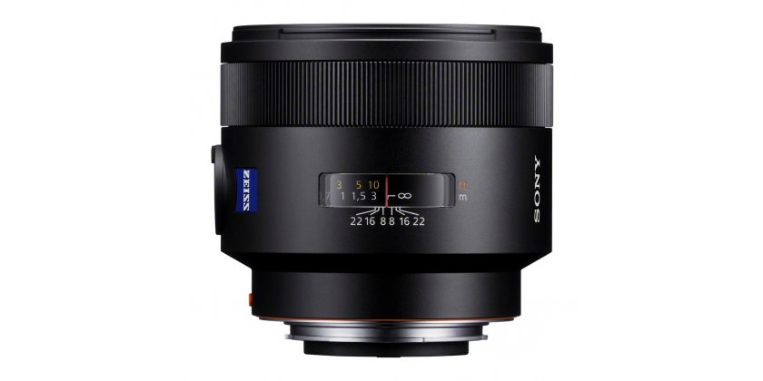 SONY 50 mm f/1,4 Carl Zeiss pro bajonet A