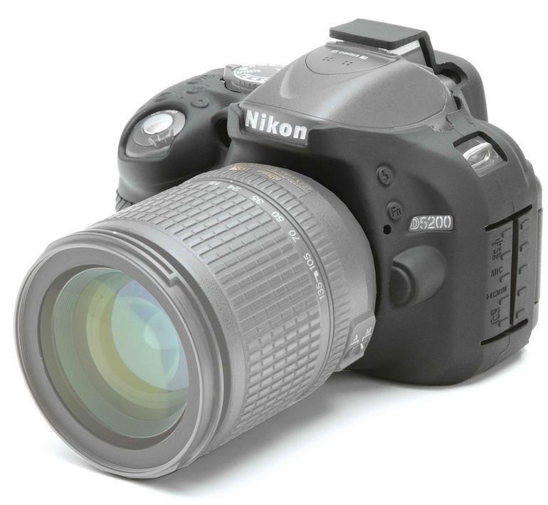 EASYCOVER silikonové pouzdro pro Nikon D5200