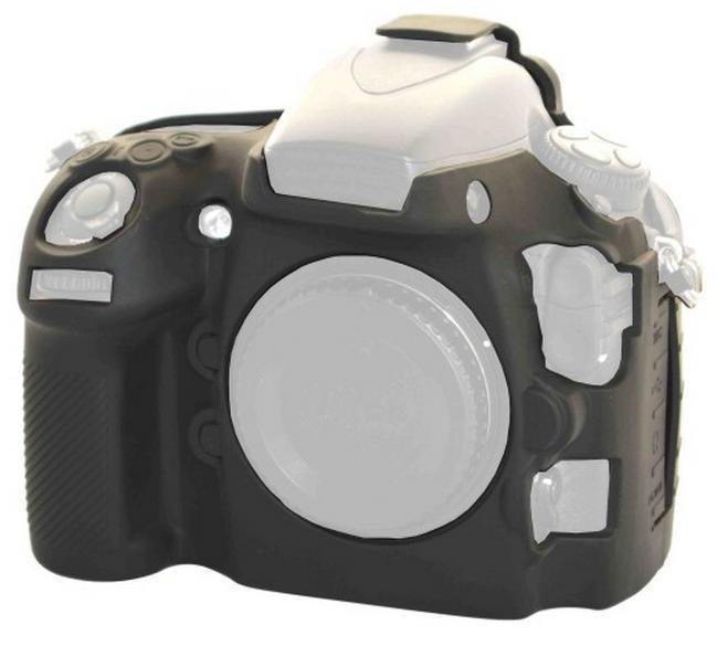 EASYCOVER silikonové pouzdro pro Nikon D800