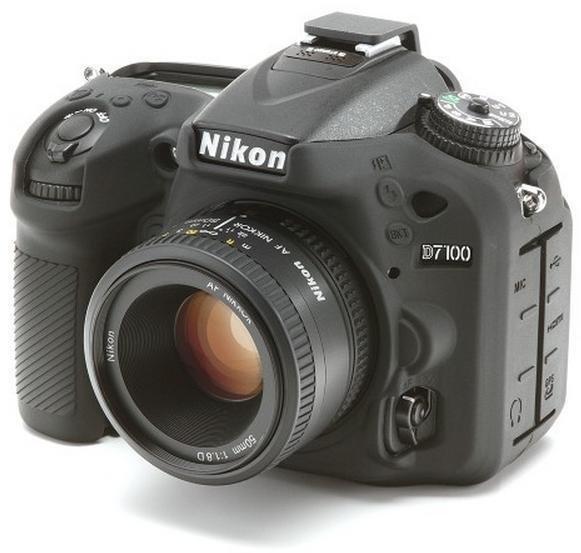 EASYCOVER silikonové pouzdro pro Nikon D7100, 7200