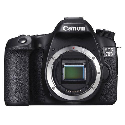 CANON EOS 70D tělo + SDXC 64GB