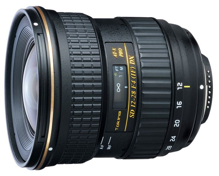 TOKINA 12-28 mm f/4 AT-X SD PRO IF DX pro Canon EF
