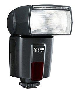NISSIN Di600 Speedlite pro Canon