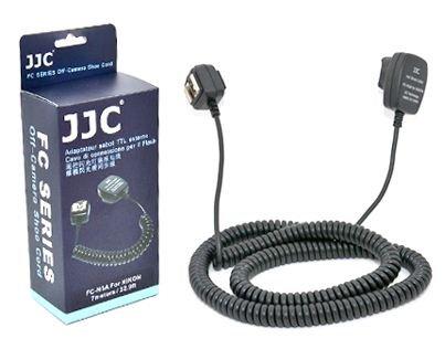 JJC propojovací kabel k blesku FC-N3 pro Nikon - 7 m