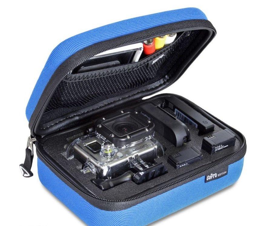 SP GADGETS Case XS blue - pouzdro pro GoPro