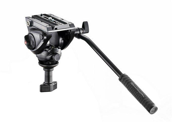 MANFROTTO MVH 500A - videohlava s polokoulí 60mm