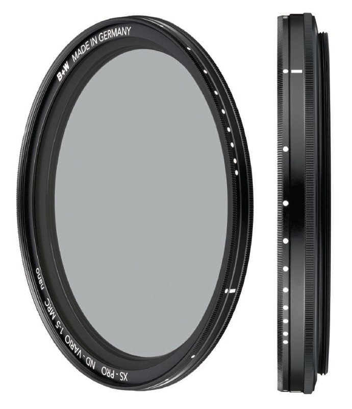 B+W filtr ND Vario 1-32x (0,3-1,5) XS-Pro MRC nano 72 mm
