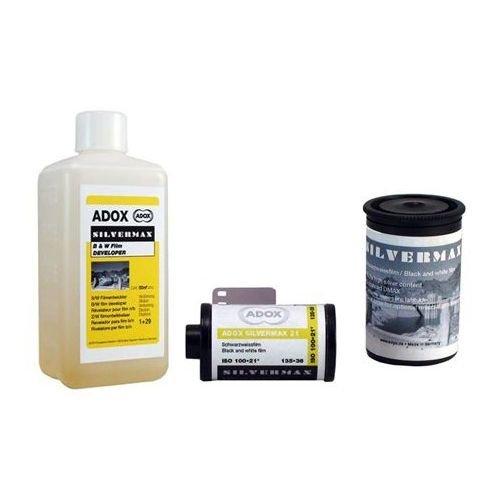 ADOX SILVERMAX SET 10x 135/36 + negativní vývojka 100 ml